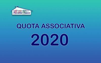 Scadenza quota associativa